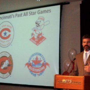 Phil Castellini speaks about the Reds