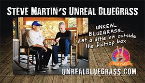 Unreal Bluegrass