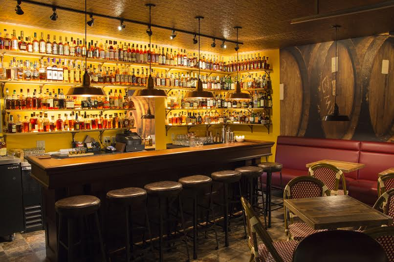 World's largest bourbon bar is now — guess where ...