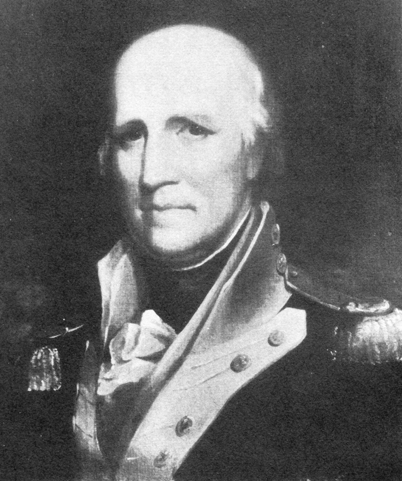a biography of george rogers clark
