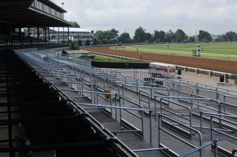 Keeneland Enters Home Stretch In Preparations For The