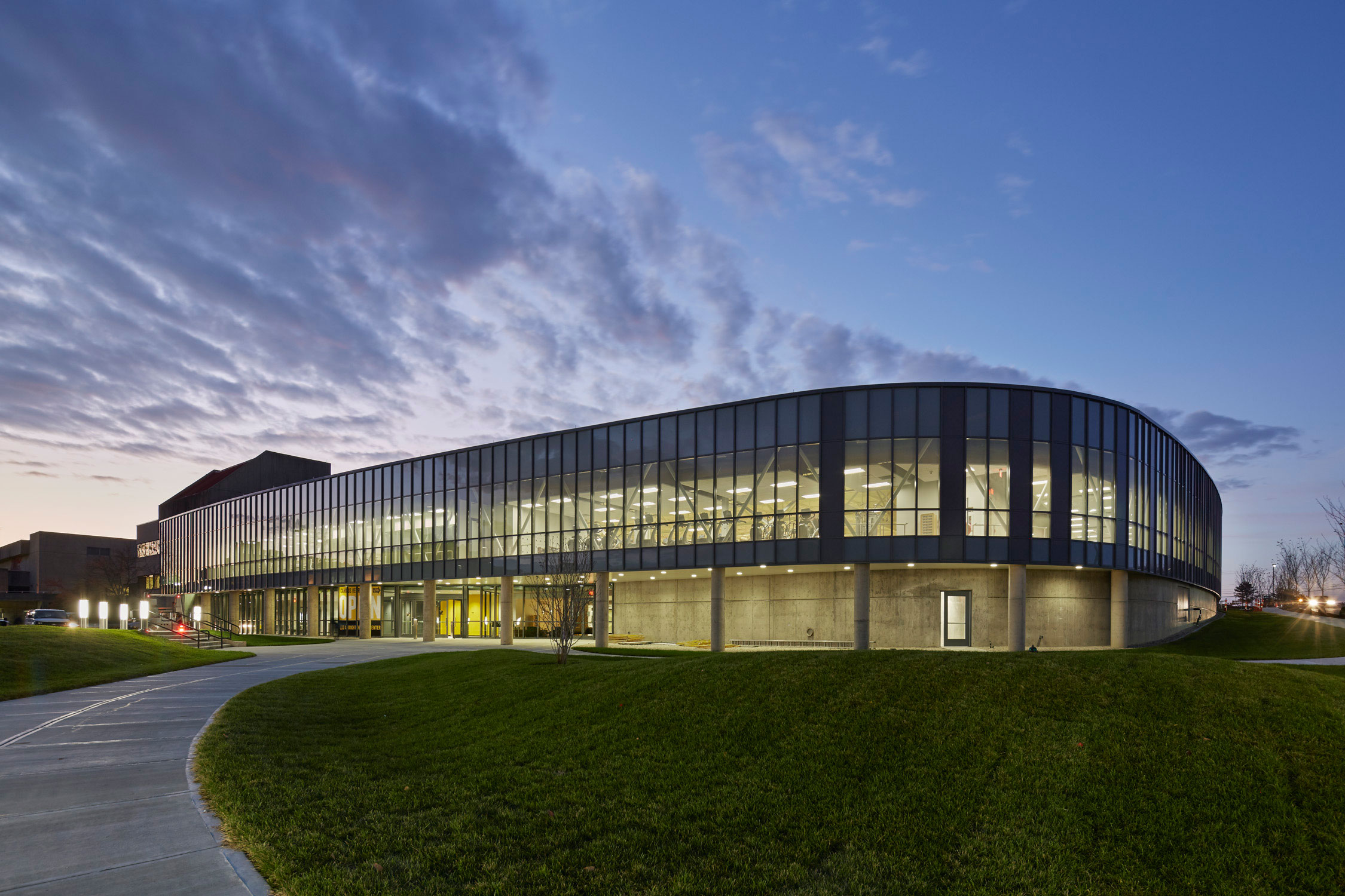 NKU to have official dedication of new Campus Recreation Center ...