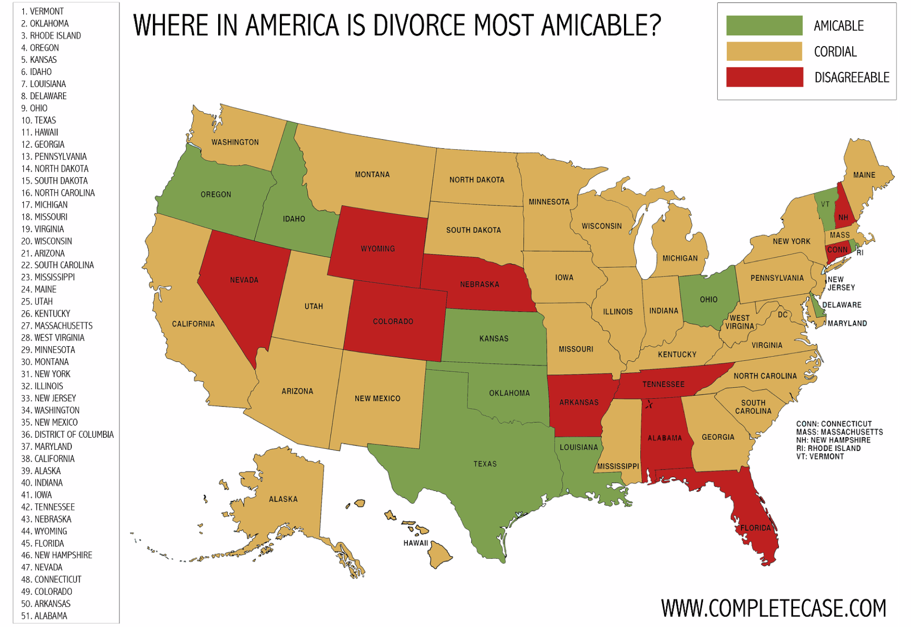 Divorce In Kentucky >> Something To Be Thankful For Dubiously Perhaps But Kentucky Is A