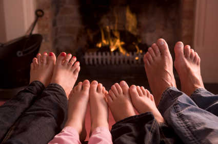 Foot Health When Jack Frost Nips At Your Toes Follow These Steps
