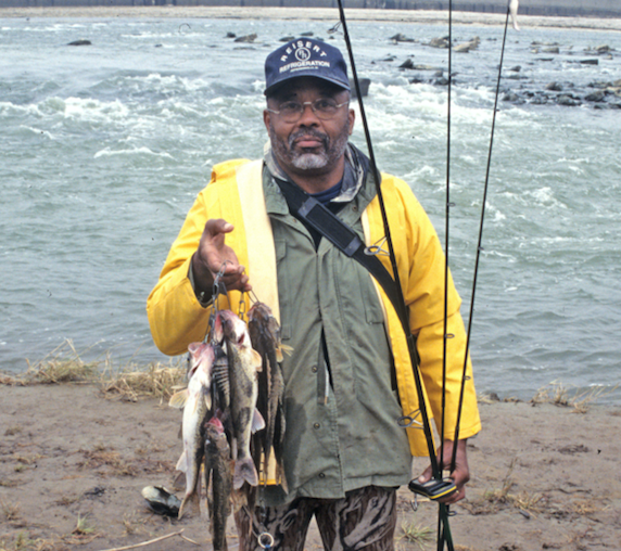 Kentucky afield outdoors february a great month for for Ohio river fish