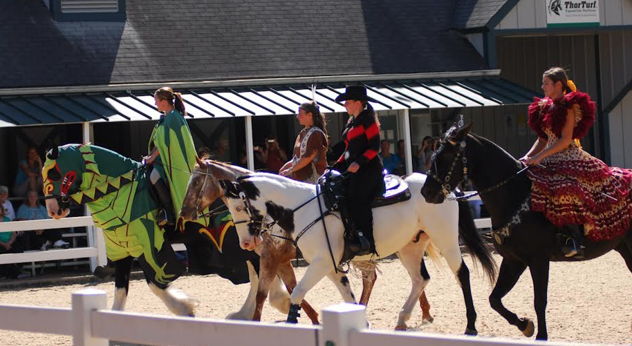 Just Horsing Around: Kentucky Horse Park resumes normal hours of