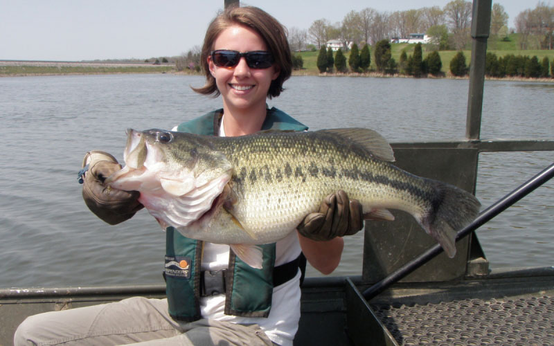 Kentucky fish and wildlife department launches trophy for Ky fish and wildlife