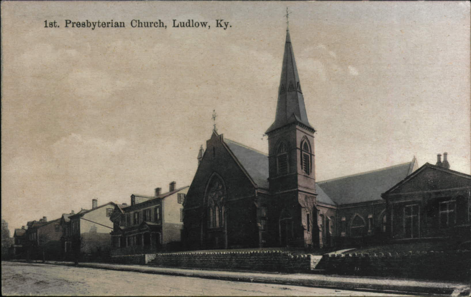 First Presbyterian Church, Ludlow.