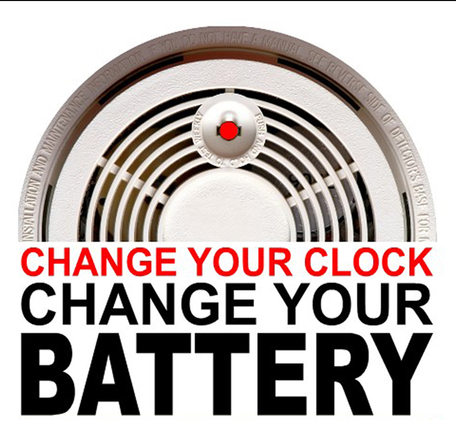 State Fire Marshal Encourages Residents To Change Batteries In