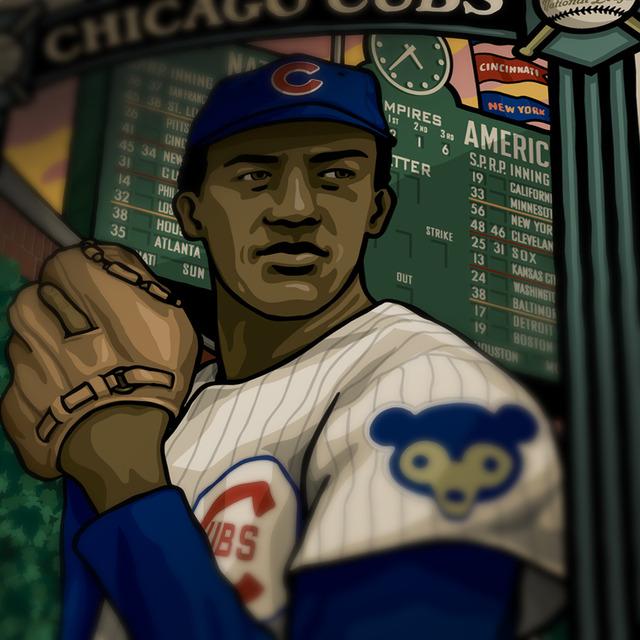 One of Cieradkowskil's Cub's illustrations:  Jenkins