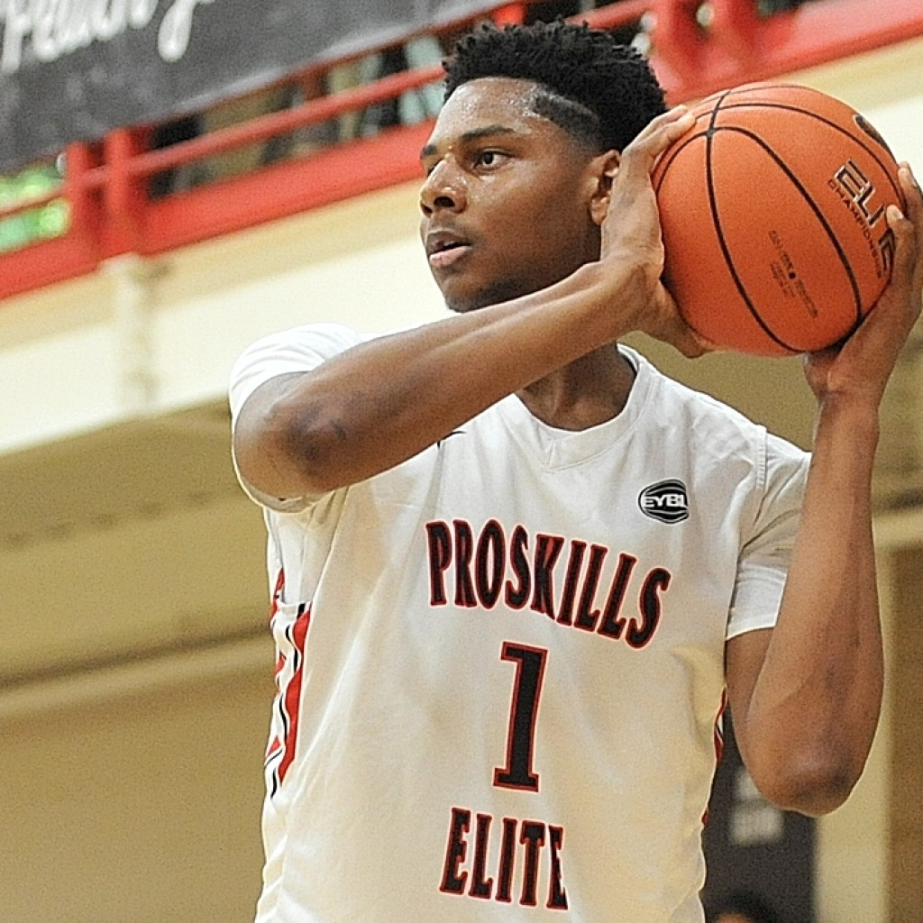 Marques Bolden is getting close to making his college choice