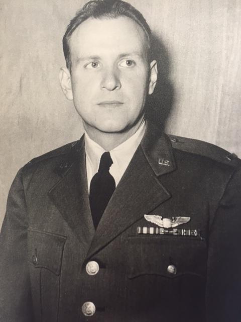 WWII veteran John H. Klette won Silver Star