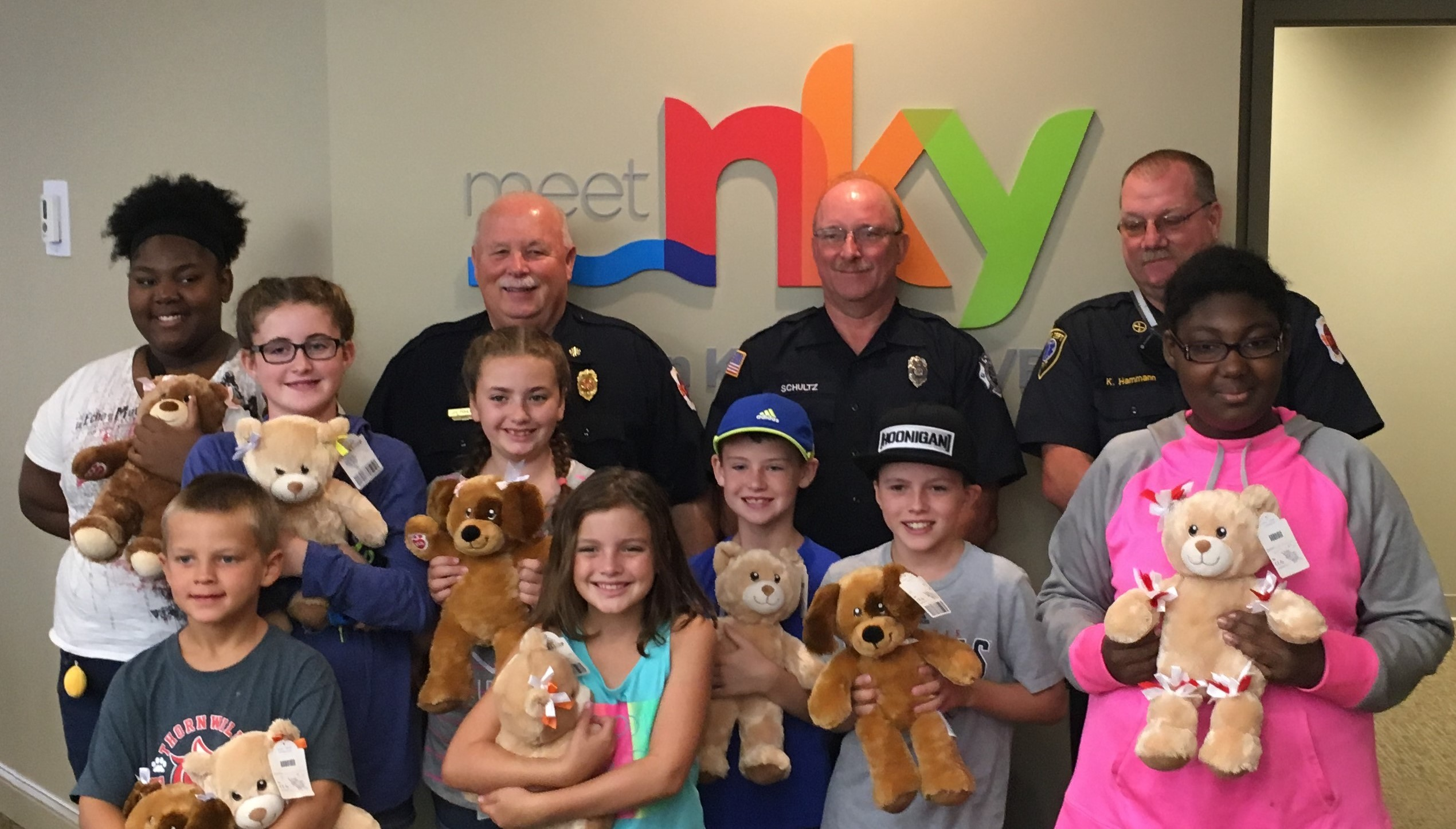 2748d1e7e86 MeetNKY offices transformed into Build-A-Bear workshop to make gifts ...