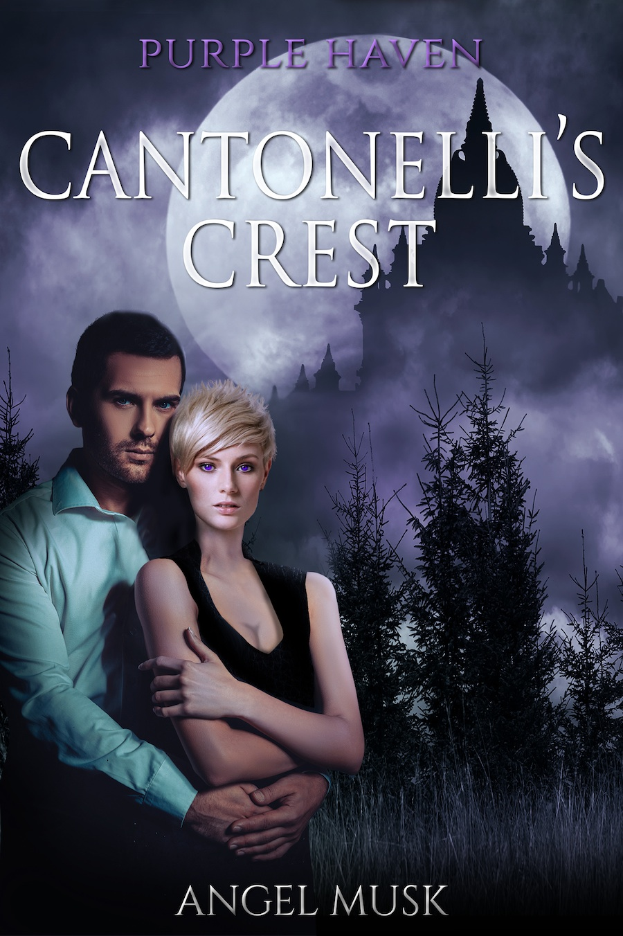 "Author Angel Musk's ""Cantonelli's Crest"""