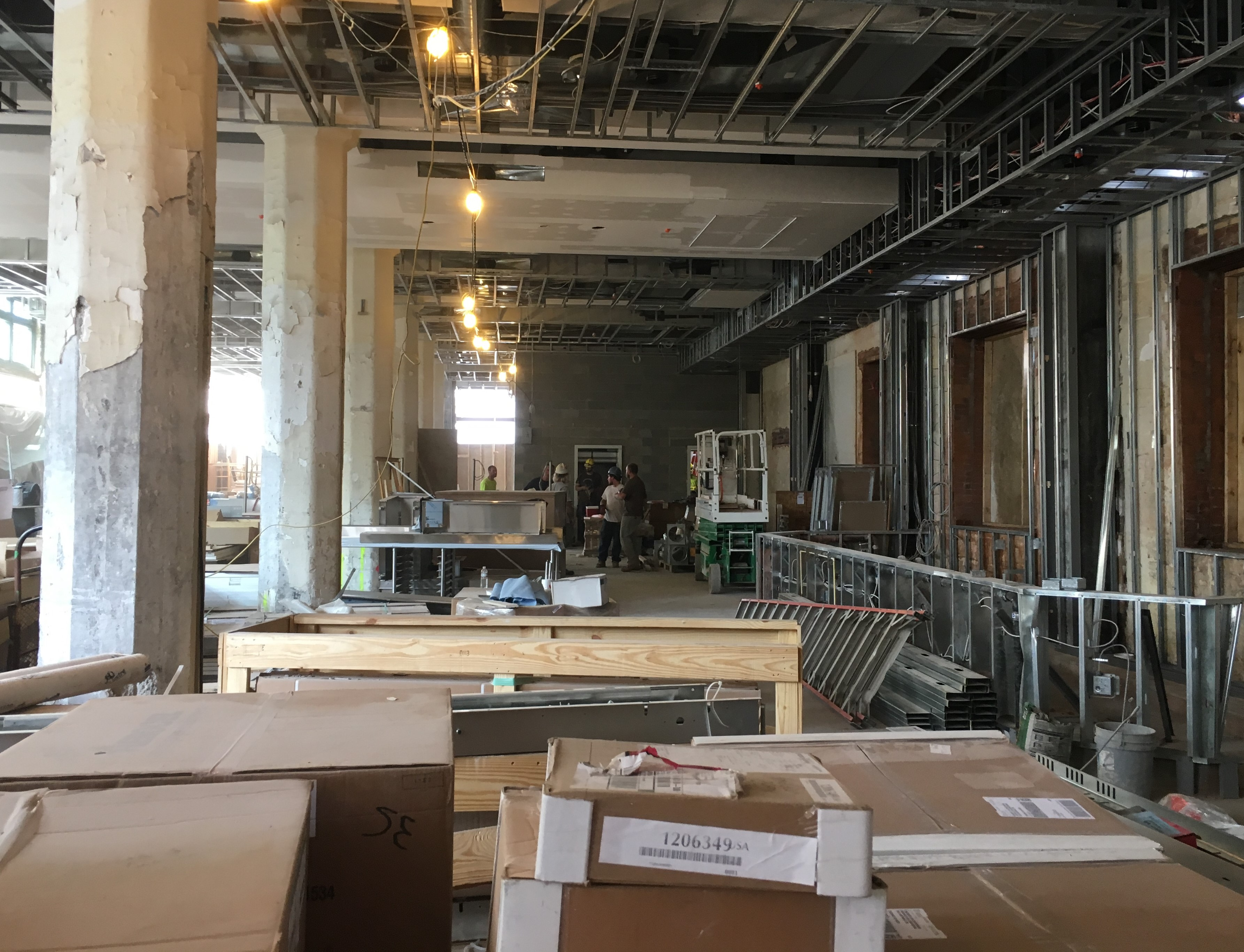 Hotel covington to offer modern amenities with a nod to for The covington