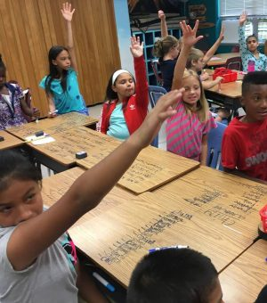 Glenn O. Swing Elementary class -- School named top elementary school in Kenton County
