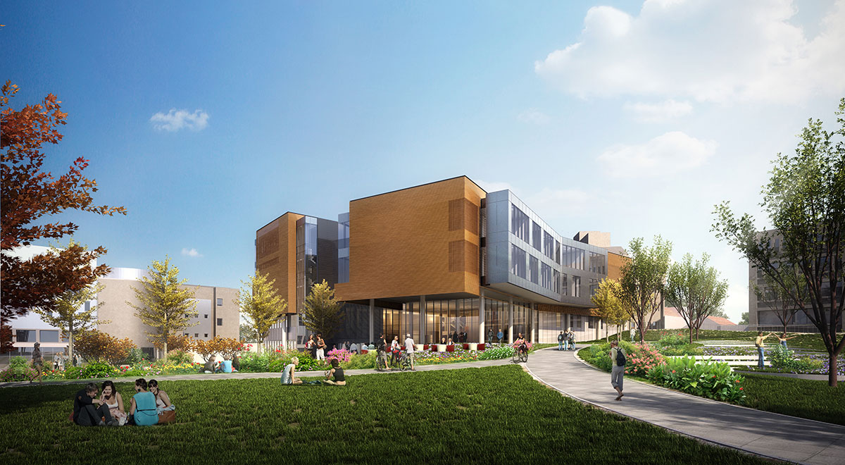 University Of Kentucky Athletics October An Exciting: Northern Kentucky University 'topping Out' Ceremony For