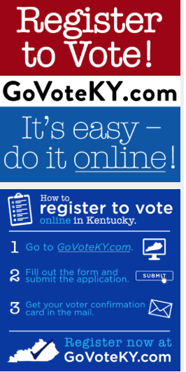 Voting place changes october 11 is deadline for registering to vote