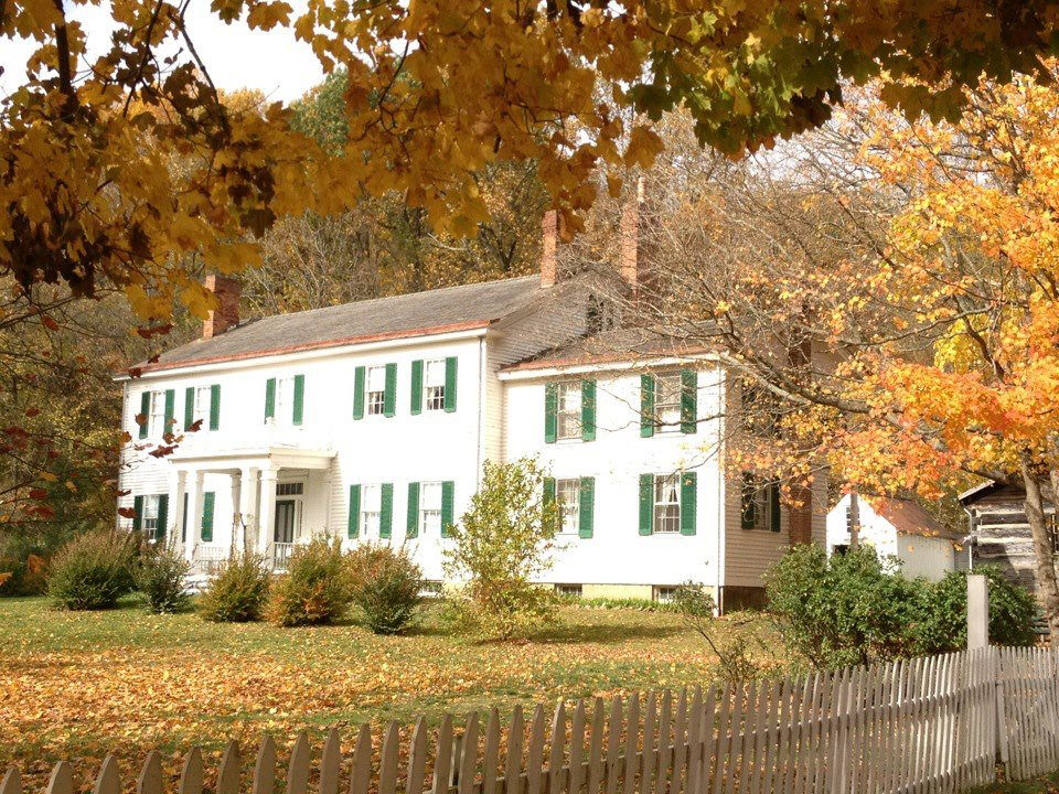 Dinsmore Homestead Offers Perfect Setting For All Hallow S