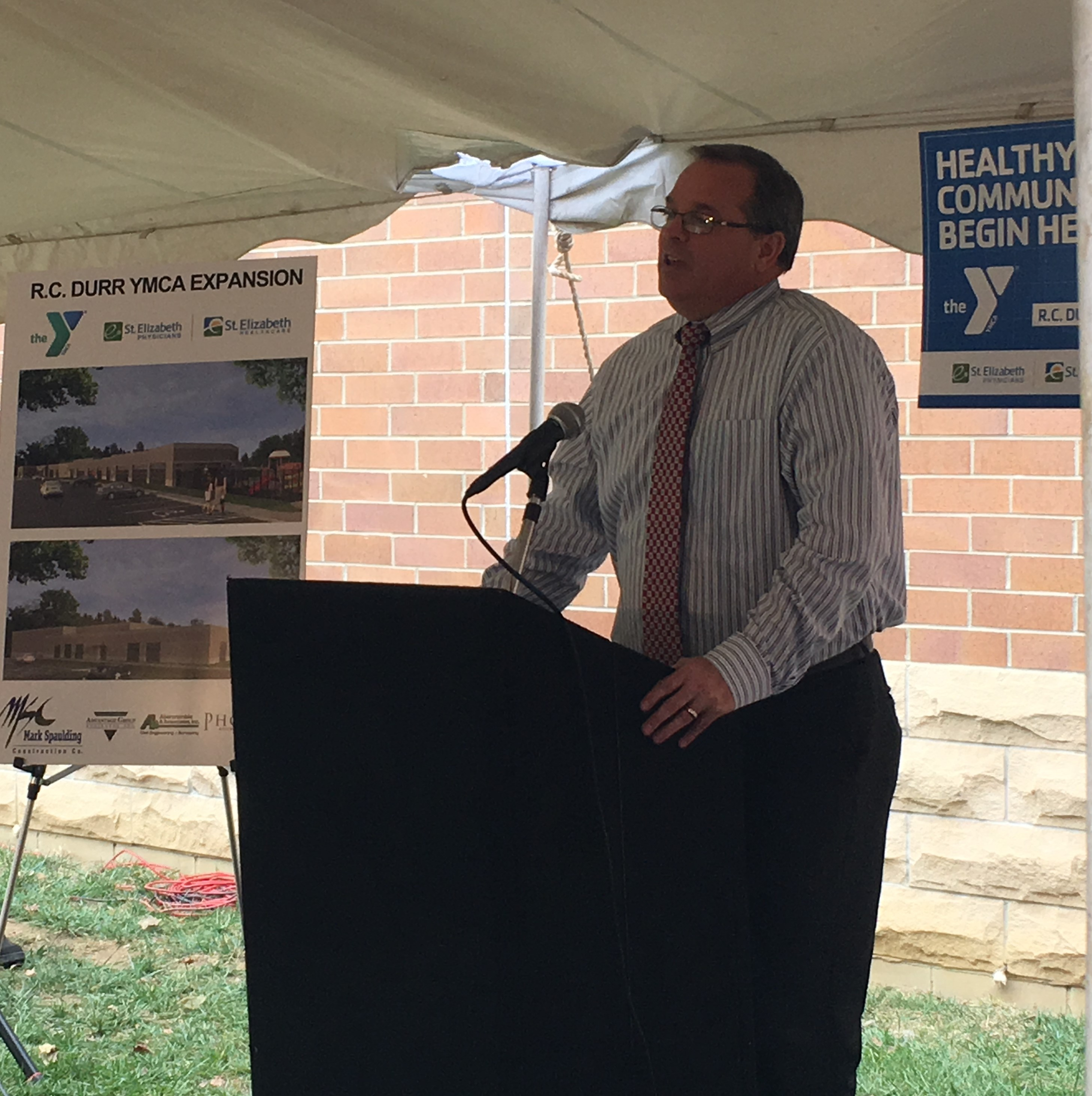 St. Elizabeth Healthcare president and CEO Garren Colvin talks about the importance of integrating healthcare