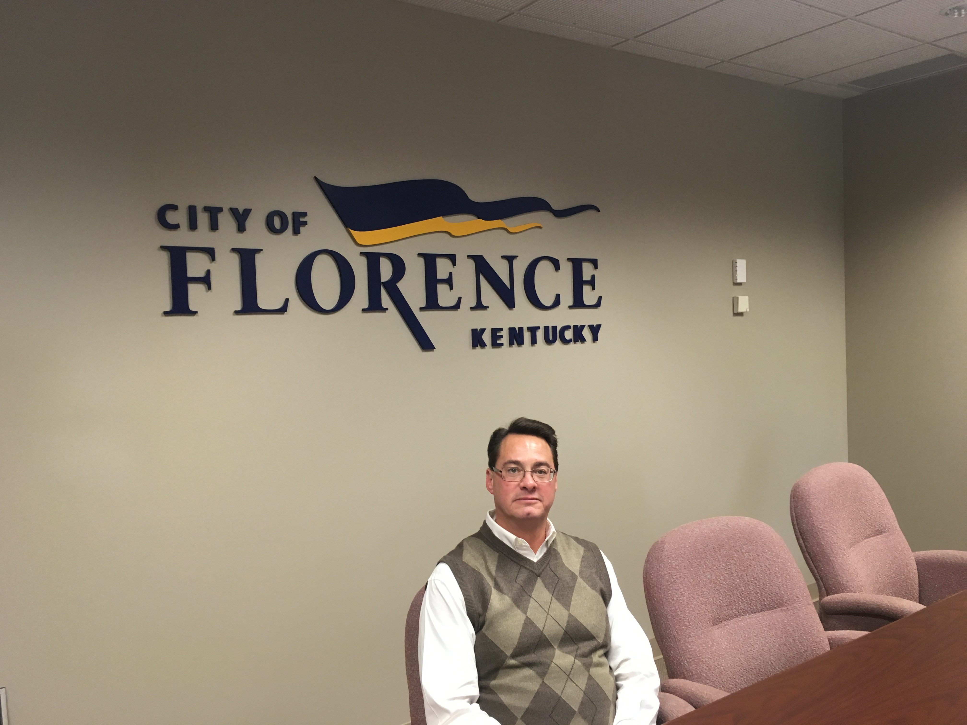 City Of Florence: On The Eve Of Retirement, Florence City Coordinator