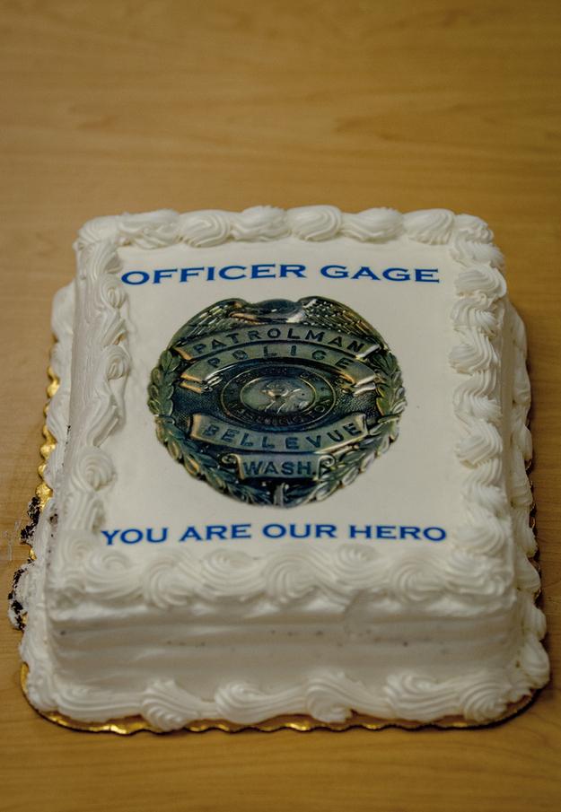 police-cake