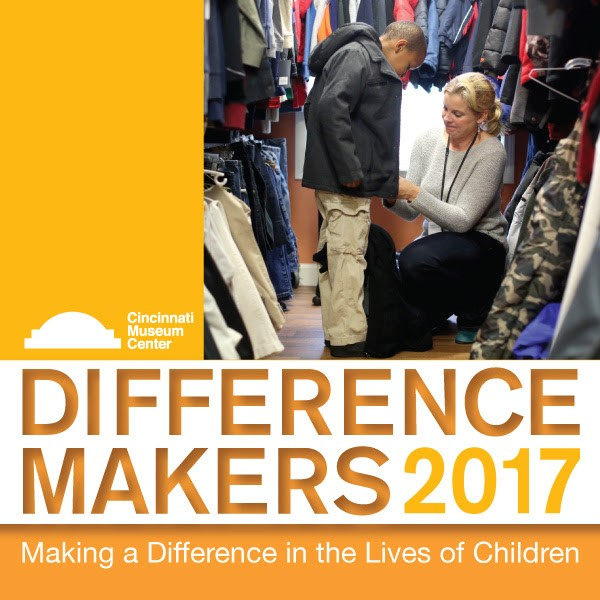 Ucl Academy Learning To Make A Difference Together By: Duke Energy Children's Museum Difference Makers Celebrates