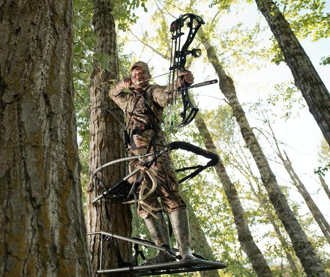 Art Lander S Outdoors Tree Stands Offer Major Advantages
