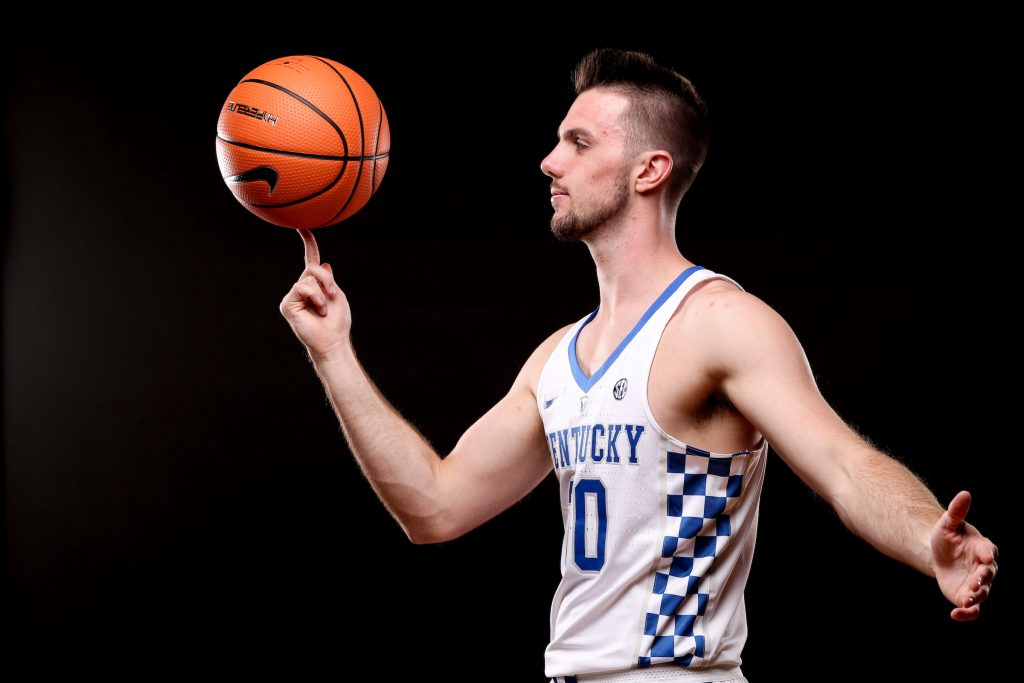 What S So Special About Kentucky Basketball: UK Walk-ons Pulliam, David Living The Dream, Take Their