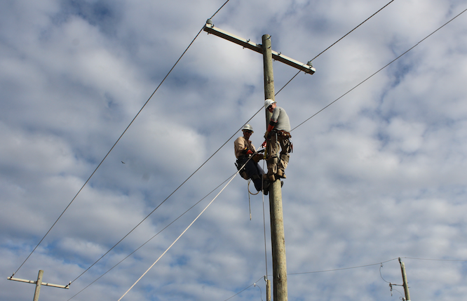 Duke Energy Linemen Are Ready For The Rodeo The