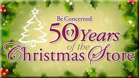 Be Concerned S 50th Christmas Store Set For December 5 16