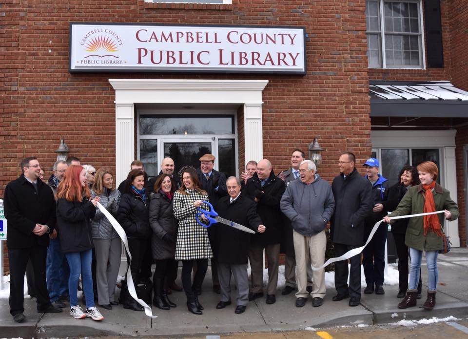 Alexandria Branch Of Campbell County Public Library Enjoys