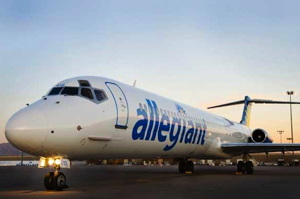 Allegiant adds nonstop flights to SC and Florida