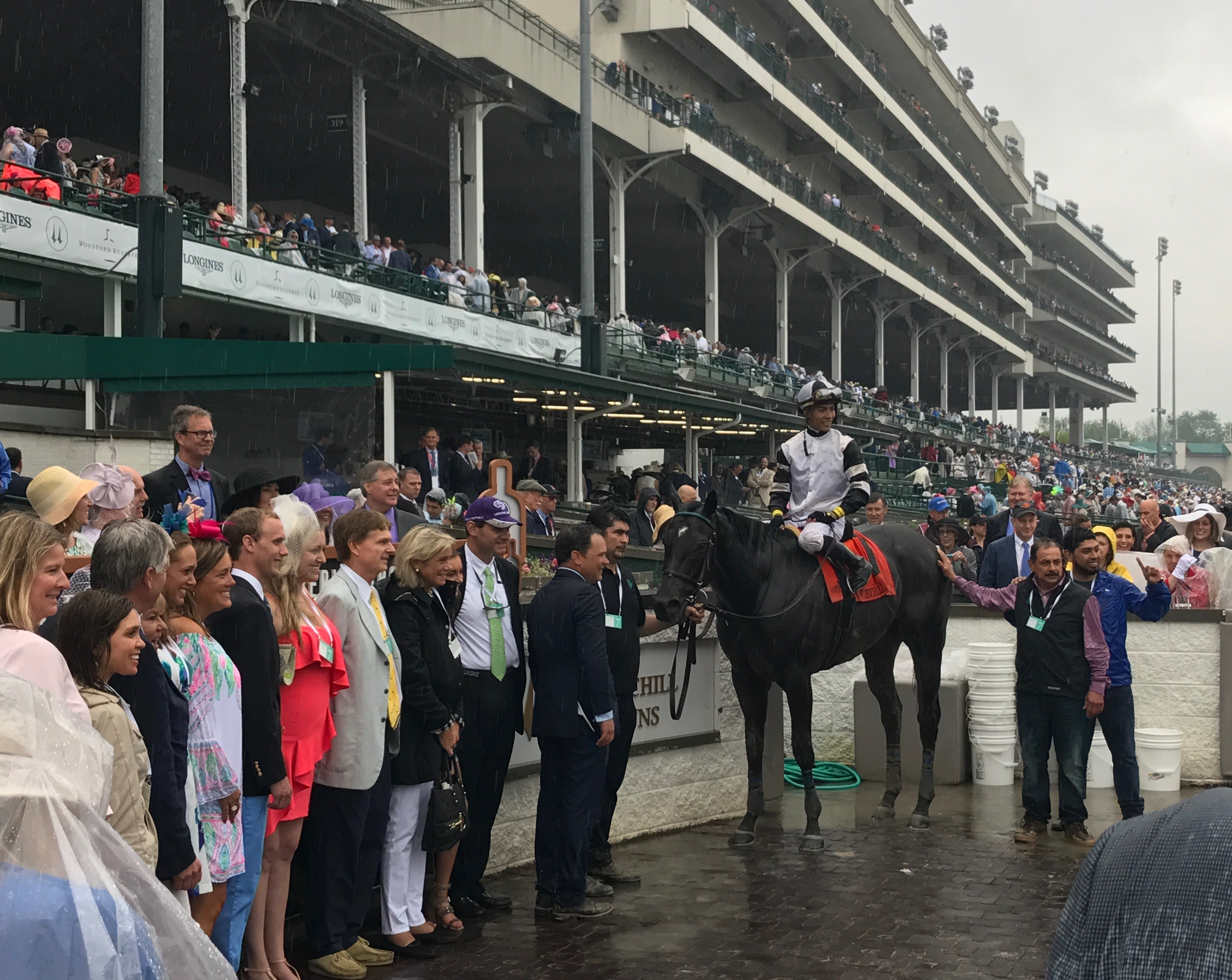 Limousine Liberal Repeated As Champion In The Grade Ii Churchill Downs Presented By Twinspires Com