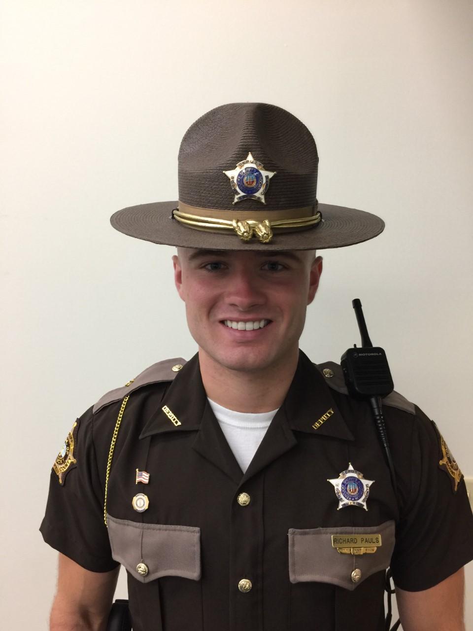Boone County Sheriffs Deputies - Keshowazo