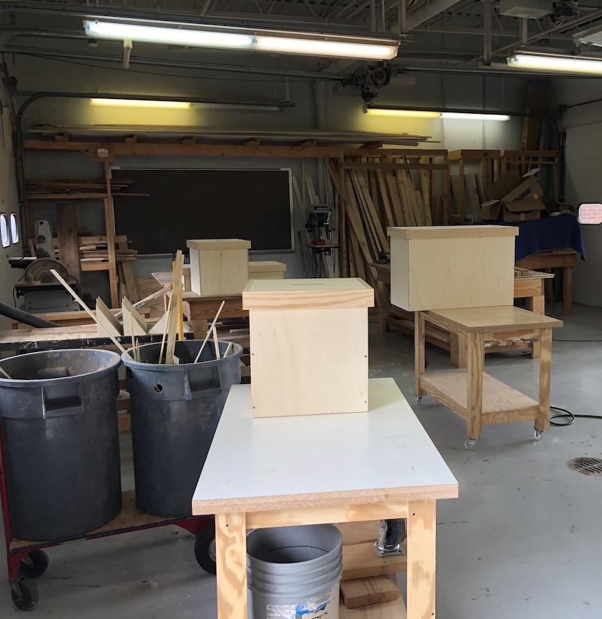 Enzweiler Building Institute Enrolling For Fall Semester