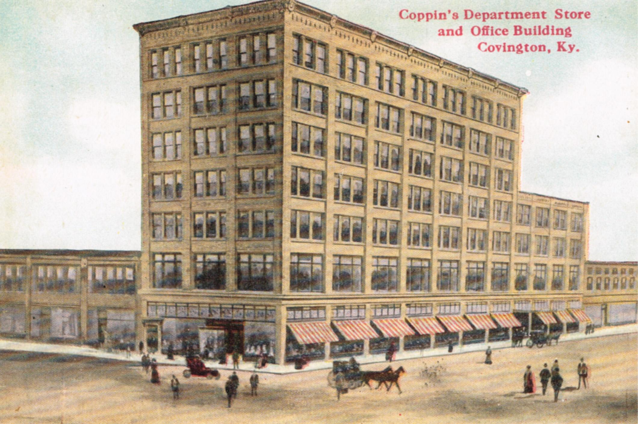 Covington's Coppin Building