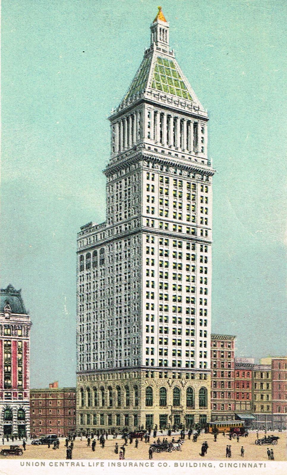 The PNC building.
