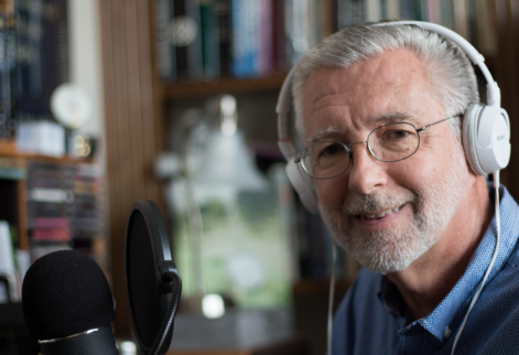 Steve Martin in his Erlanger home studio (Photos by Abigail Martin)