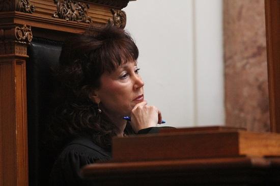 Supreme Court Justice  Michelle Keller