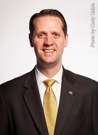 NKU men's basketball coach John Brannen added five new recruits to the Norse roster (NKU Athletics Photo)