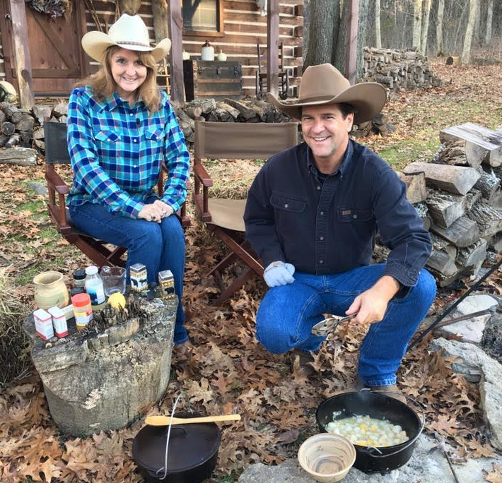 <>small>Tim Farmer will retire as host of Kentucky Afield, but will continue to produce Tim Farmer's County Kitchen with his wife, Nicki (Photo provided)