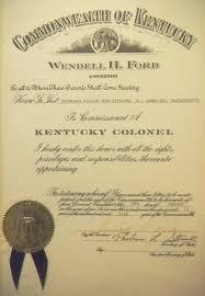 Ford Colonel