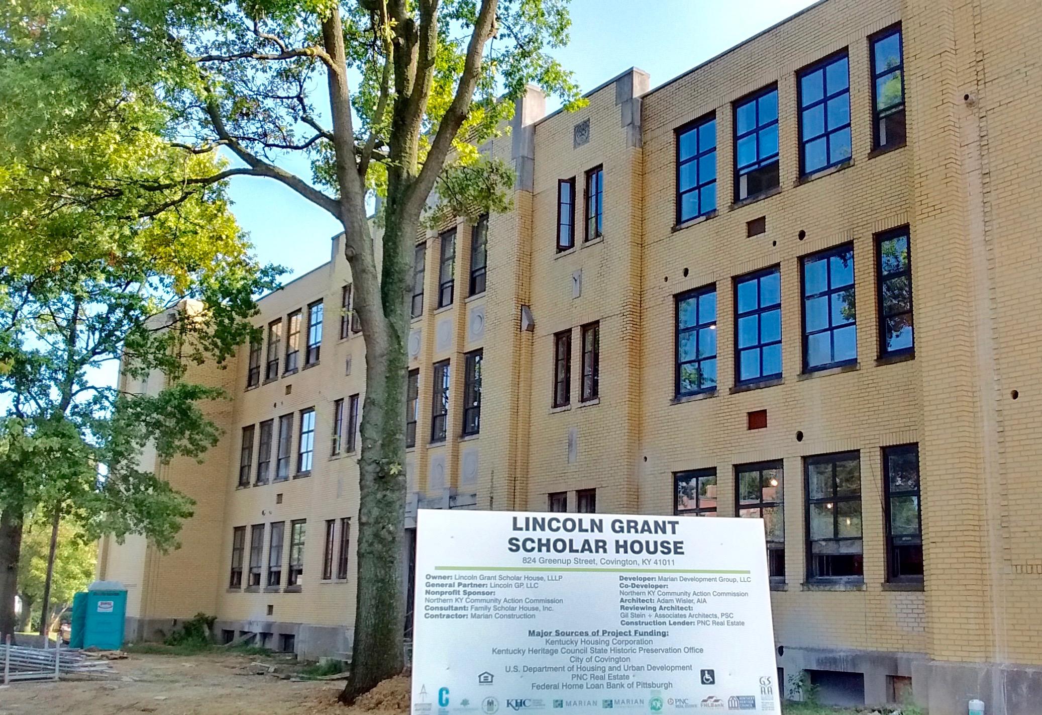 Lincoln Grant Scholar House