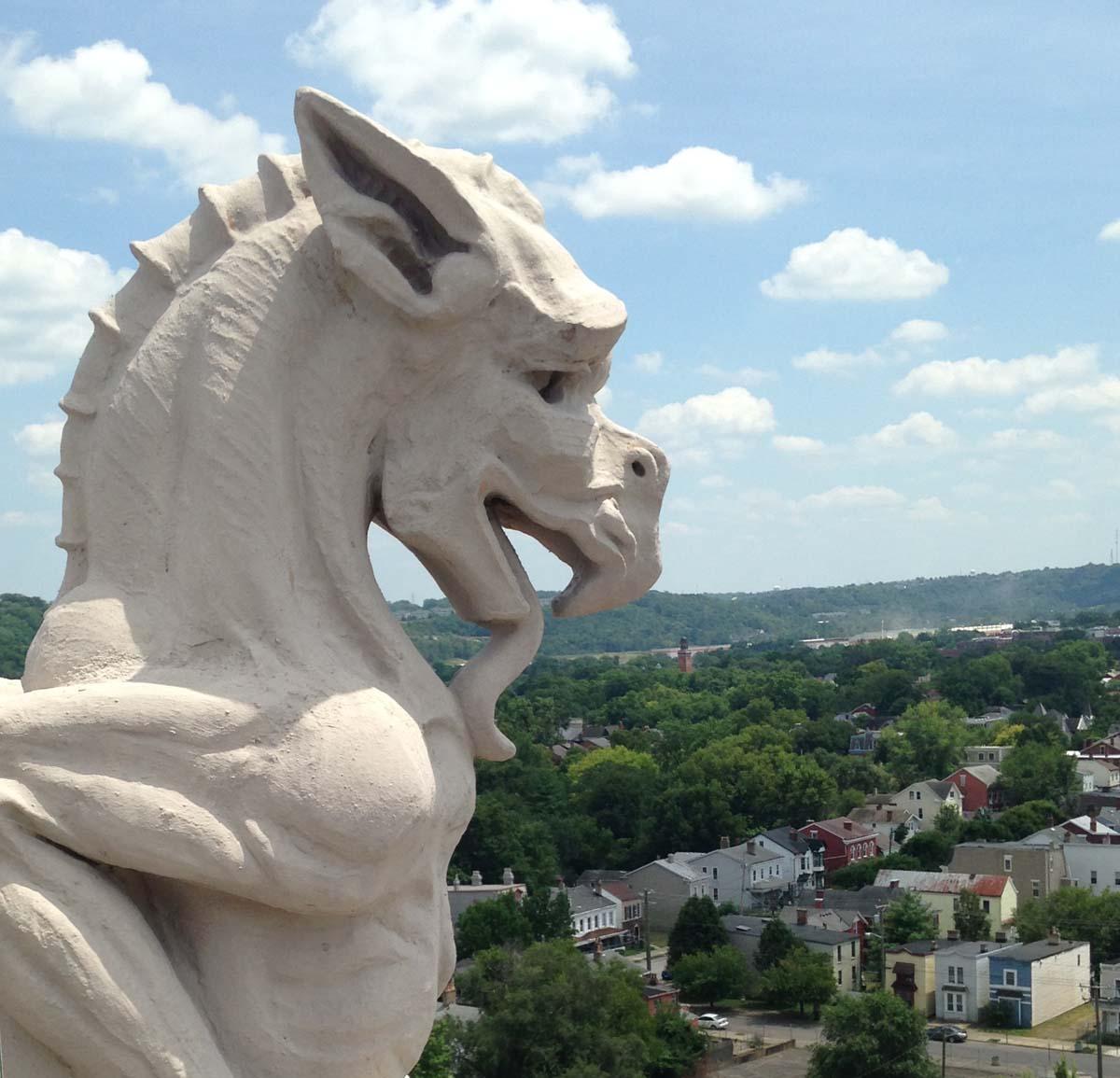 """Dragon."" (Photo by Stephen Enzweiler.)"