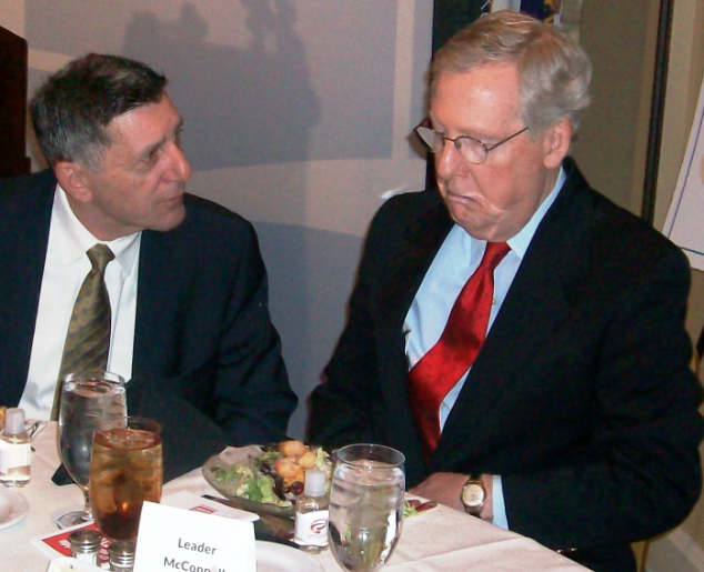 Sen. McConnell and