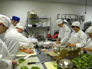 Sullivan culinary class