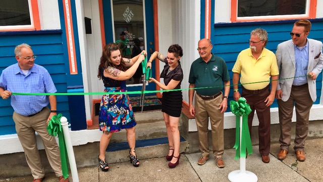 Dayton Celebrates New Body Of Art Tattoo Shop In Main Street District With Open House Ribbon Cutting Nkytribune