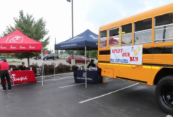 Stuff the Bus is coming July 31 to Chick-fil-A — support