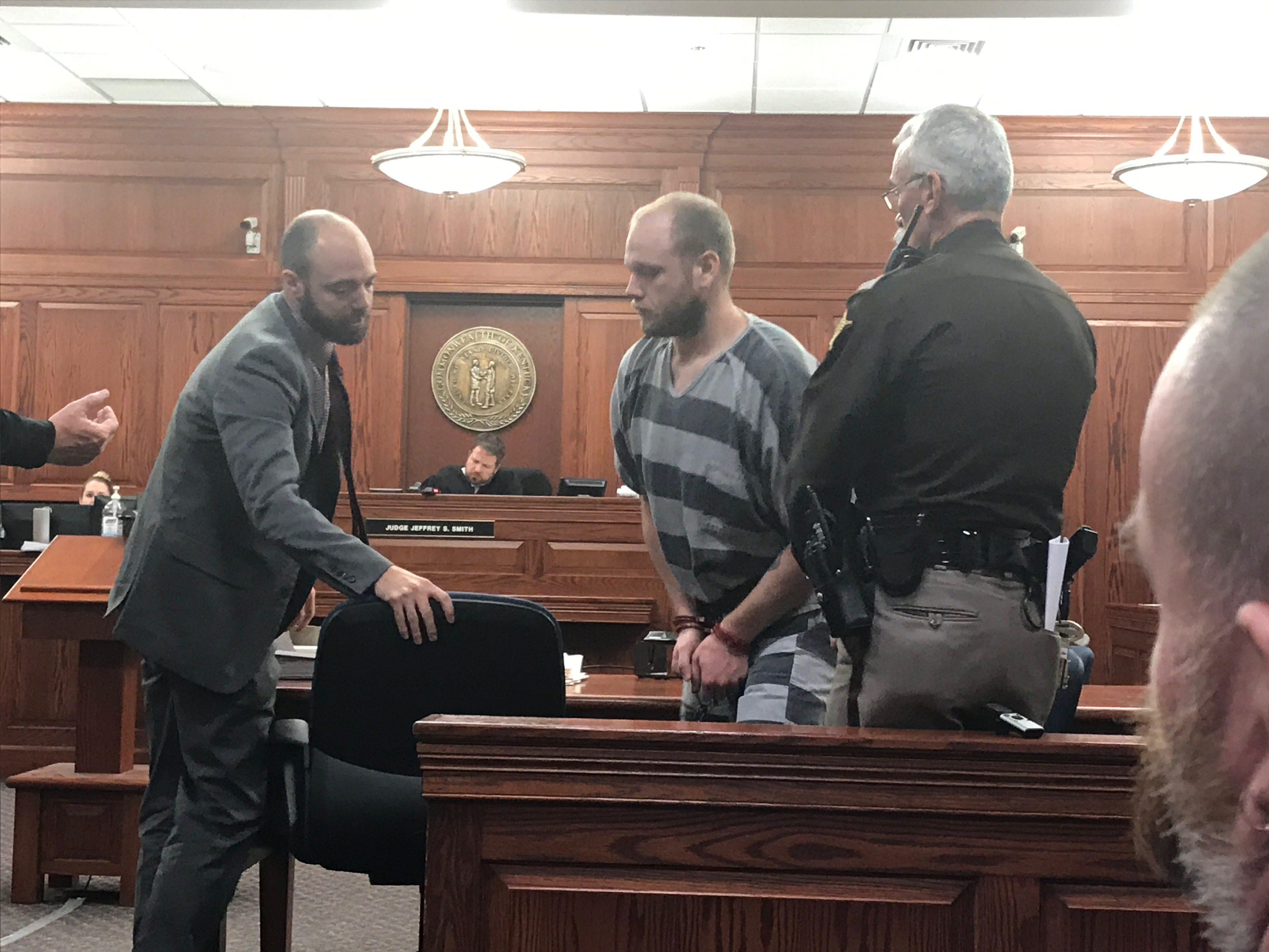 Grand jury to consider murder charge against Burlington man